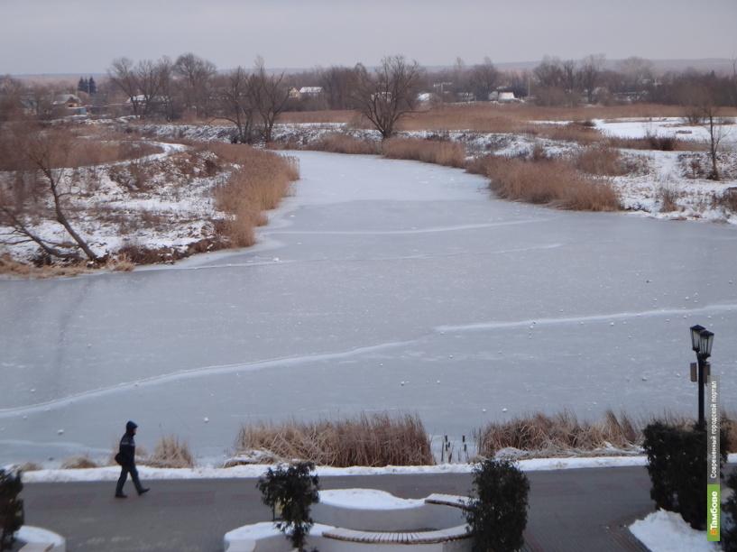 На тамбовских реках закрыли навигацию
