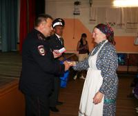 «Бурановские бабушки» стали сотрудниками ГИБДД
