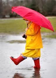 Тамбовчане встретят первомай под зонтом