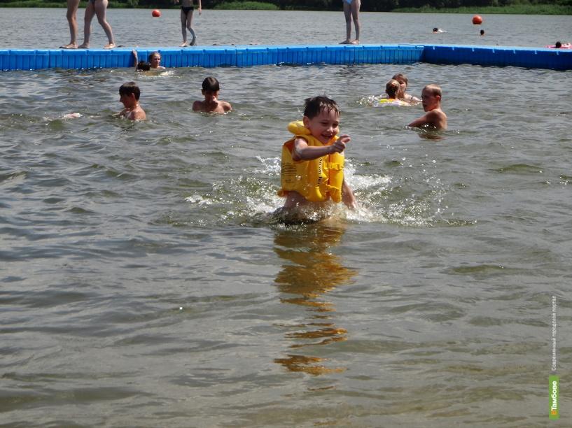 В Тамбове построят три новых детских купальни