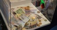 В Тамбове украли коробку с пожертвованиями для ветеранов
