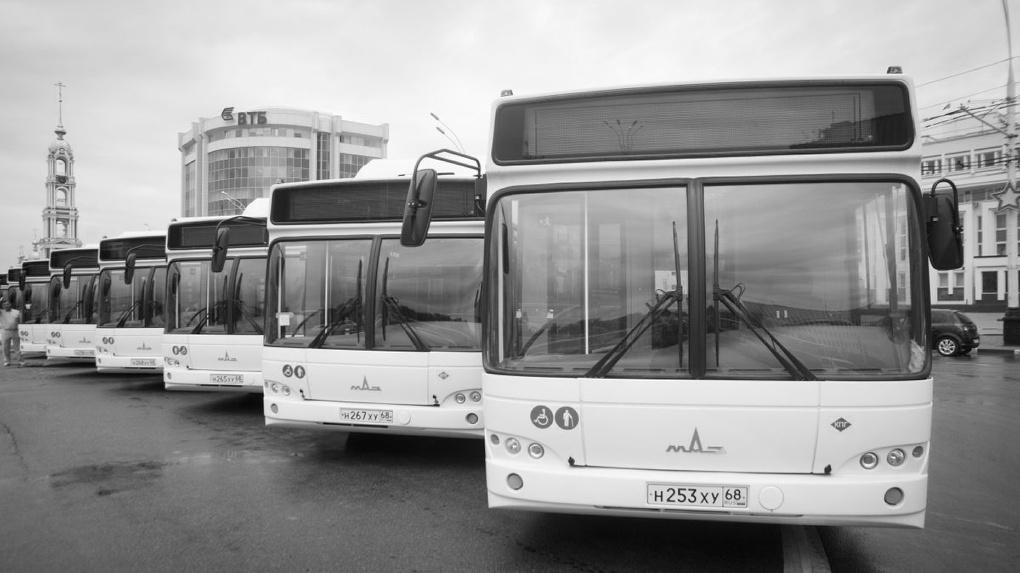 В Тамбове 13 маршрутов обновят схему движения