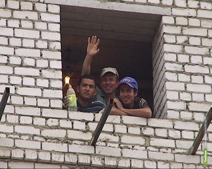 Тамбовские полицейские поймали 27 нелегальных мигрантов