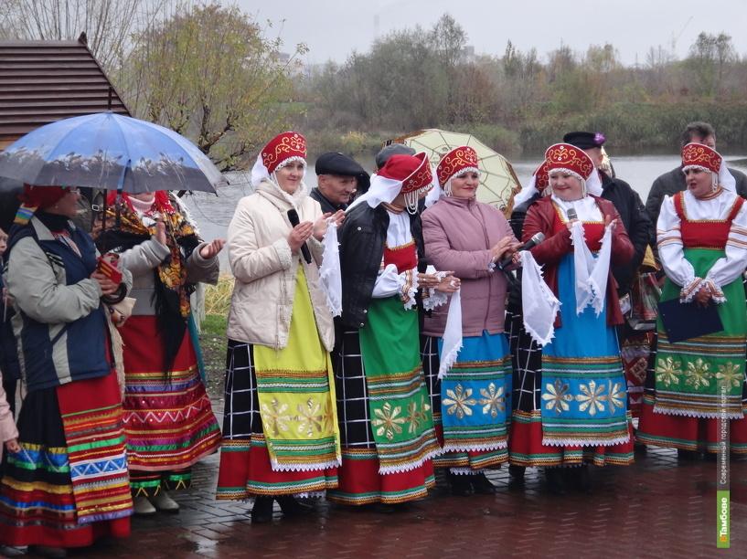В Тамбове подвели итоги Фестиваля общественных инициатив