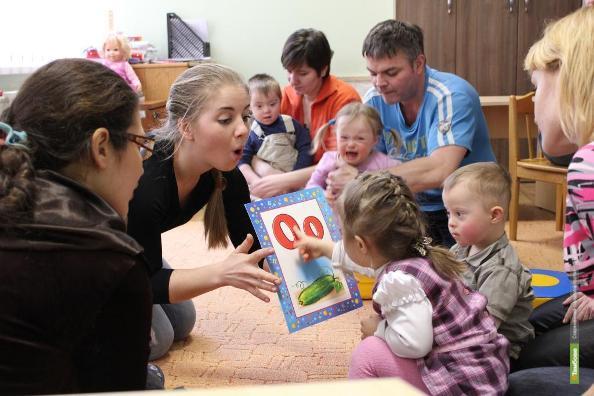 Под Тамбовом открылась детсадовская группа для «детей солнца»