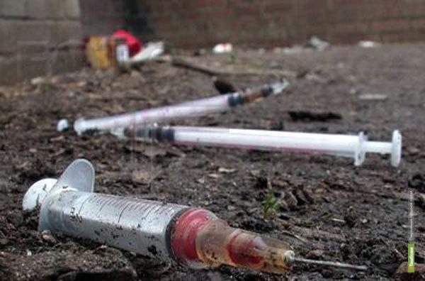 За полгода в Тамбове зарегистрированы 332 наркопреступления