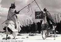 Александра Невского ожидает участь Штирлица: его тоже раскрасят