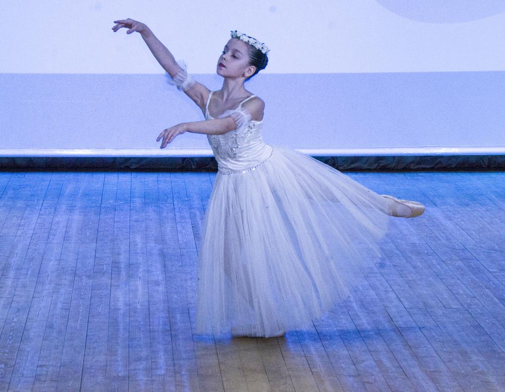 Юная жительница Мичуринска завоевала награду на международном танцевальном конкурсе