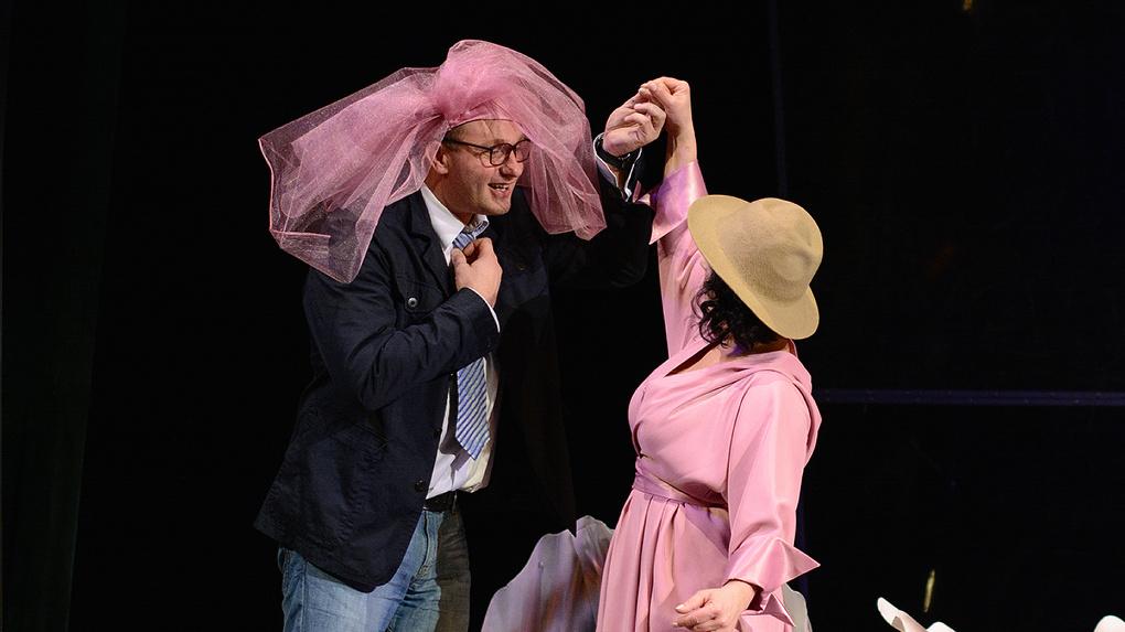 «Вальс одиноких» представили на сцене драмтеатра