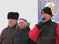 """На тамбовской """"Лыжне России"""" для VIP-персон устроили VIP-забег"""