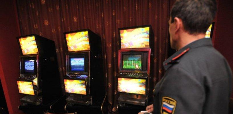 С начала года тамбовские полицейские закрыли пять игровых клубов