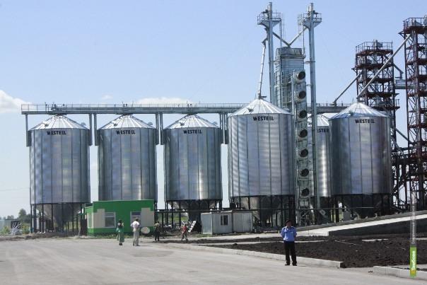В Мучкапском районе запустили уникальный семенной завод