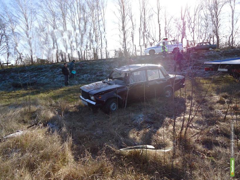 Пенсионерка пострадала в ДТП в Мордовском районе
