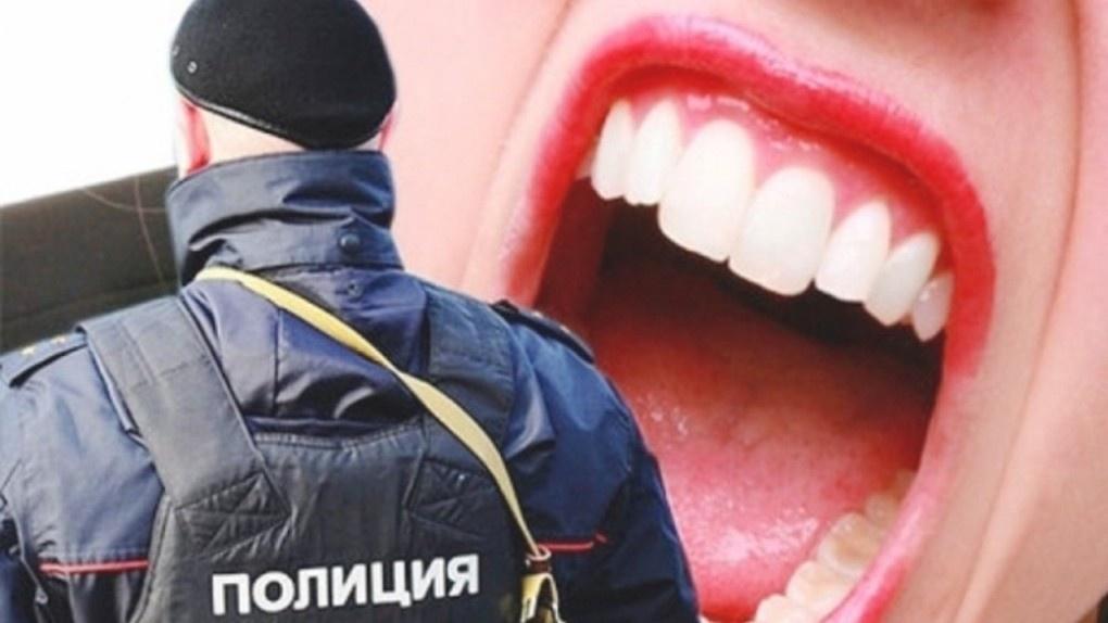 Жительница Бондарского района ответит за оскорбление полицейских