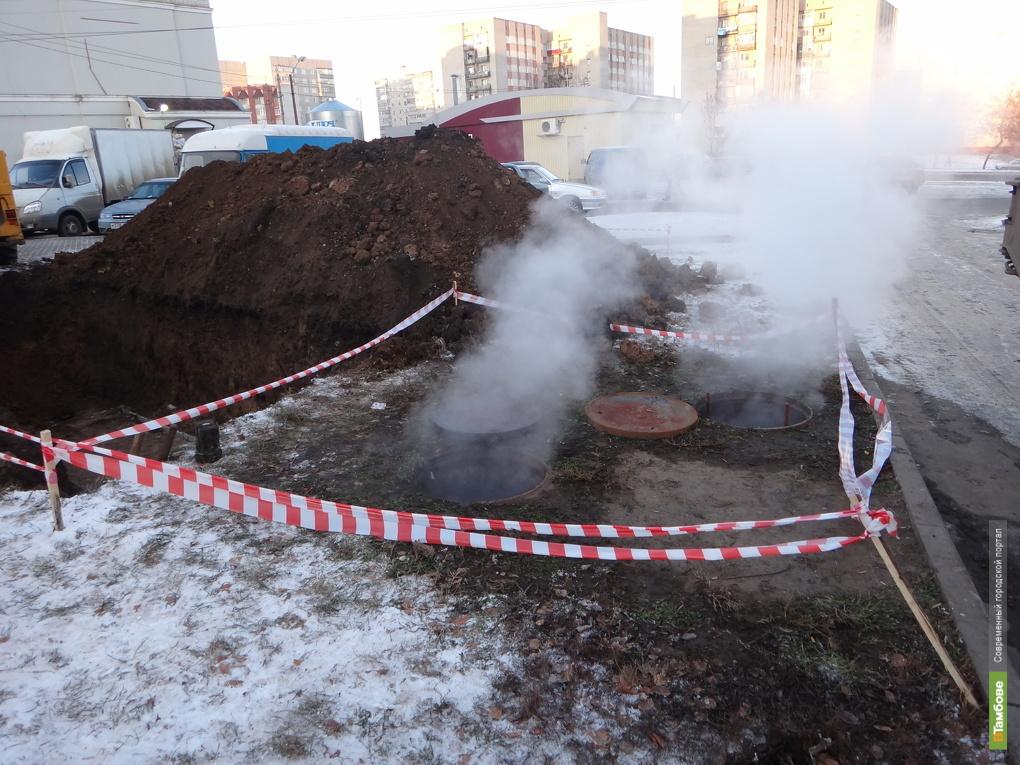 Тамбовские теплосети сдались под натиском морозов и времени