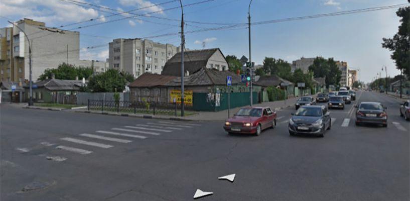 Самый аварийный перекресток в Тамбове оборудуют «АвтоУраганом»