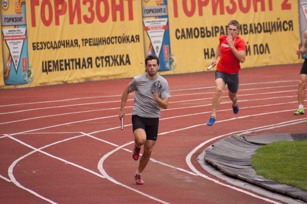 В Тамбове прошёл региональный чемпионат по лёгкой атлетике