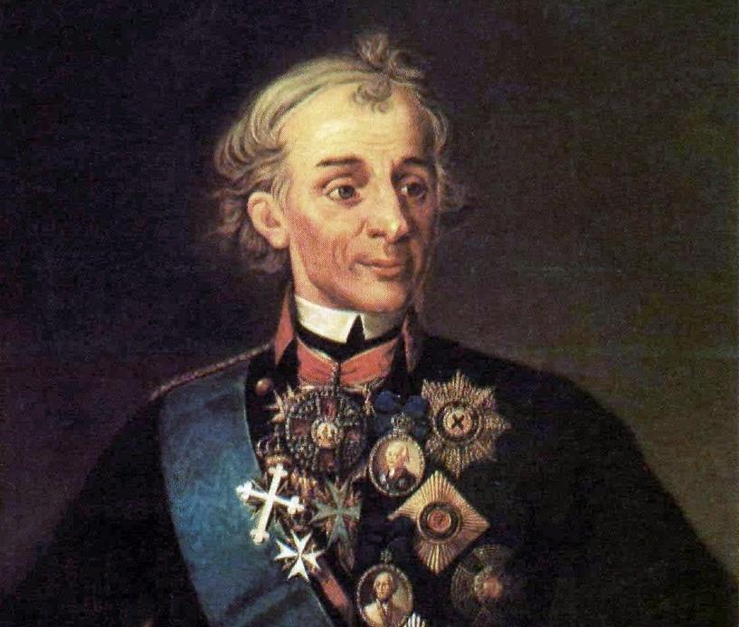 Россияне назвали лучшим полководцем в отечественной истории Александра Суворова