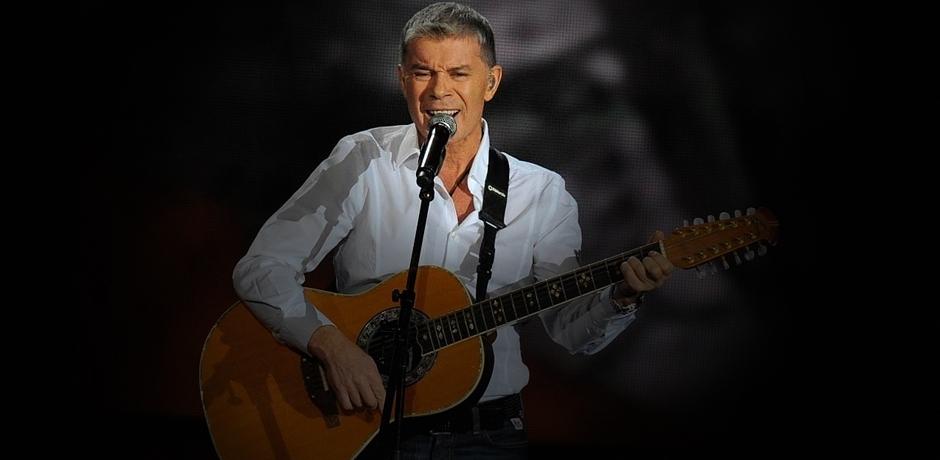 Олег Газманов даст концерт в Тамбове