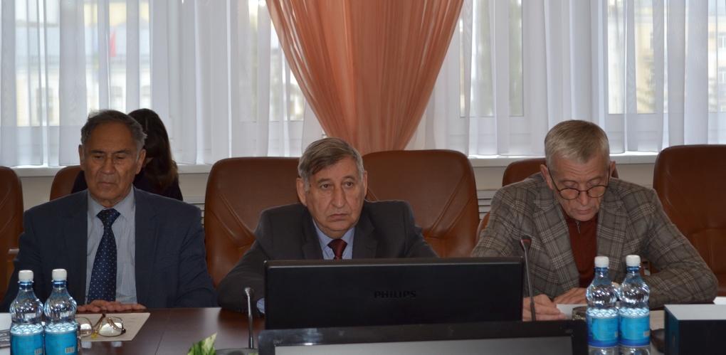 Директор Тамбовского филиала РАНХиГС принял участие в заседании совета по переизданию Тамбовской энциклопедии