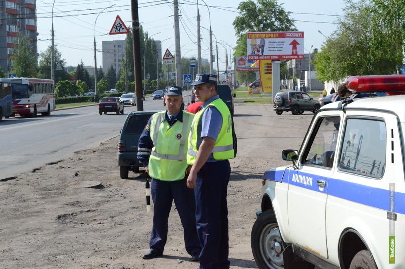 На Тамбовщине займутся отловом нетрезвых автомобилистов