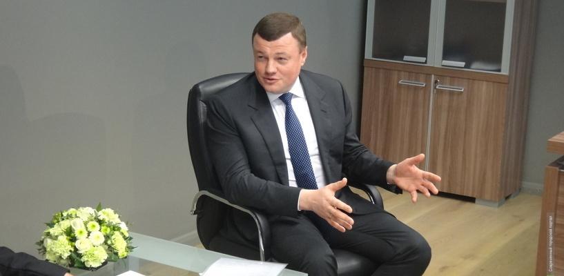 Александр Никитин оказался в середине рейтинга глав регионов в сфере ЖКХ
