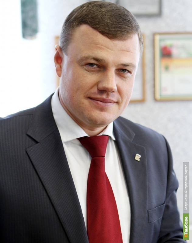 Спикером облДумы пятого созыва стал ректор МичГау Александр Никитин