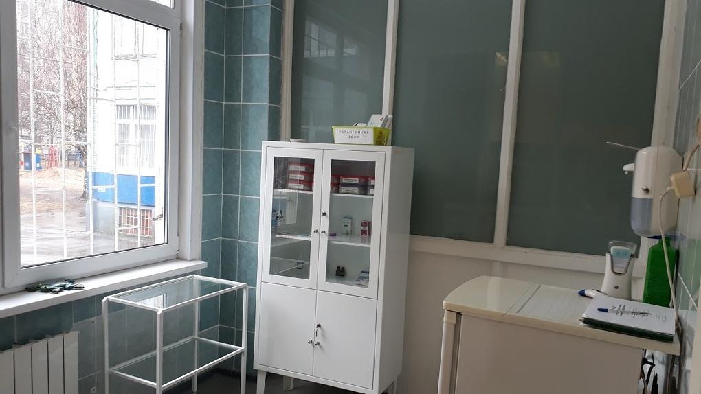 В Тамбовской области создадут изолятор для пациентов с подозрением на коронавирус