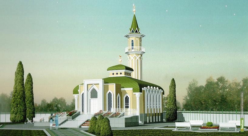 Вопрос о строительстве мечети в Тамбове передали в Минрегионразвития