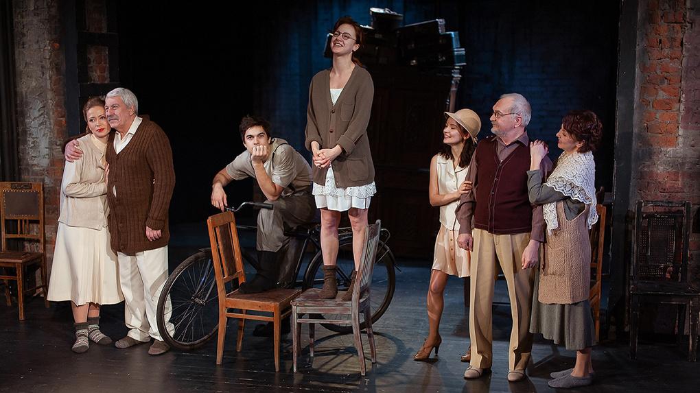 Театр Вахтангова покажет для тамбовчан известную историю Анны Франк