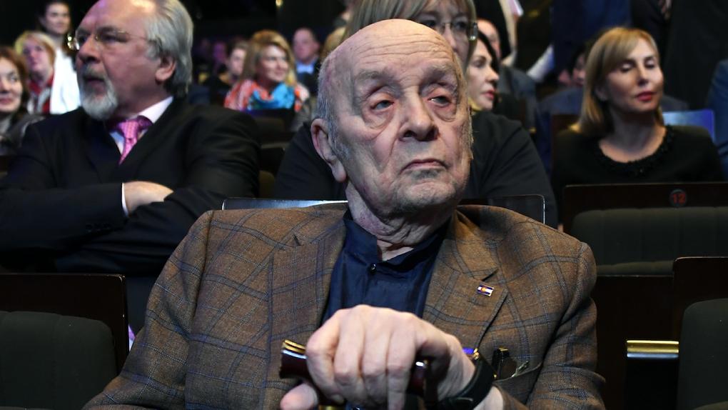 На 89-м году жизни скончался народный артист СССР Леонид Броневой