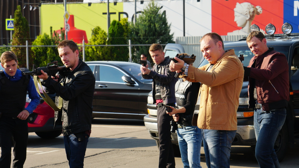 Комедийный сериал «Полицейский с Рублевки-3»: снова домой