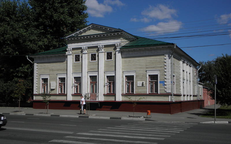 В Тамбове стартует проект «Музей в гостях у музея»