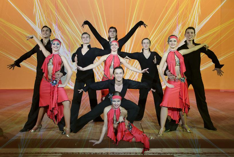 Тамбовский театр танца отправится в Китай