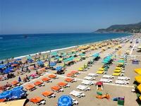 У турецких гостиниц отобрали пляжи