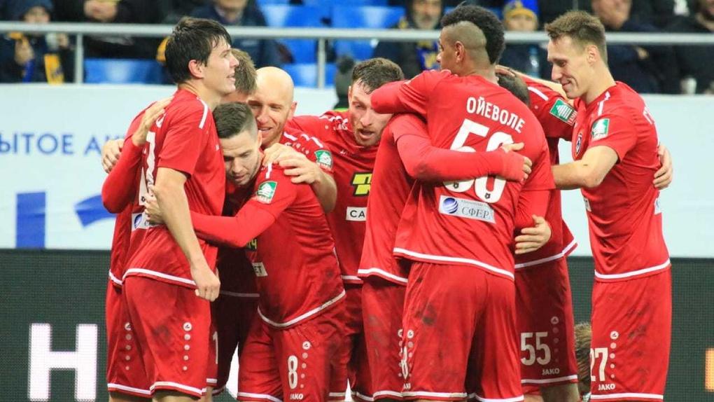 «Тамбов» одерживает третью победу подряд в РПЛ. «Ростов» снова повержен