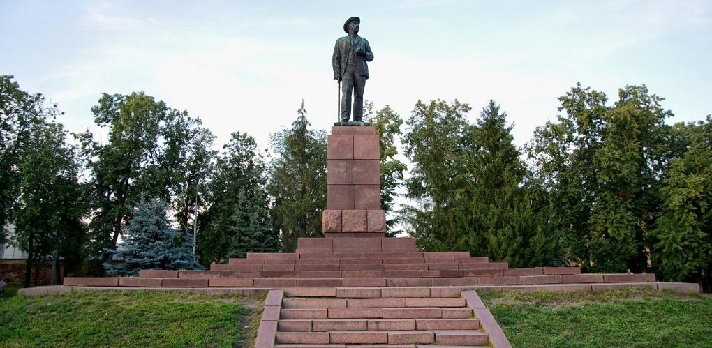 В центральном парке Мичуринска поставят деревянный городок-крепость
