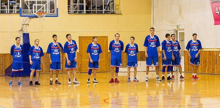 БК «Тамбов» завершил своё участие в Кубке России
