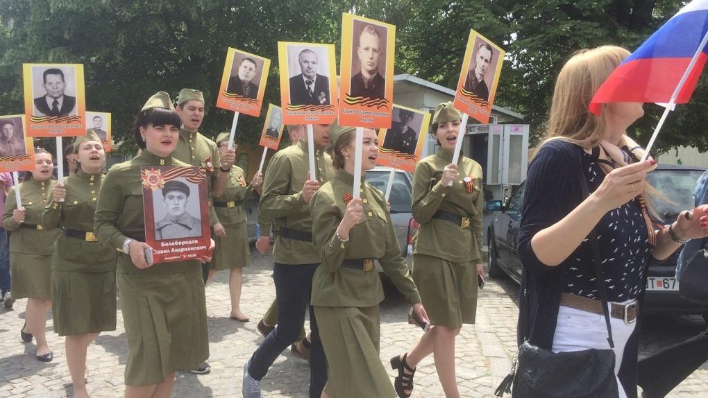 Украинские радикалы планируют выпустить дивизию «Галичина» против «Бессмертного полка»