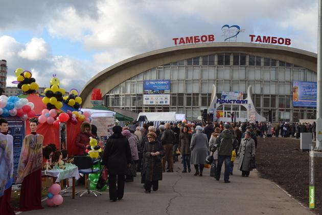В Тамбове пройдет большая агроярмарка
