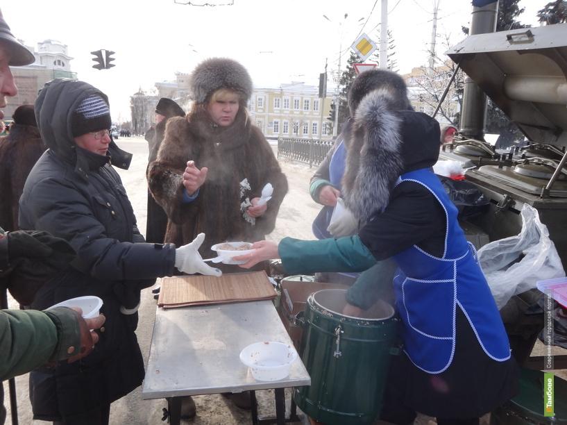 В День народного единства тамбовчан накормят гречневой кашей