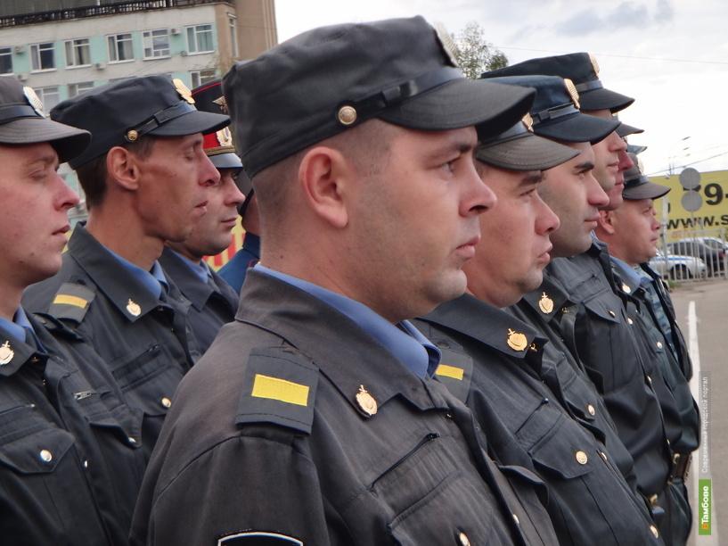 В День ВДВ тамбовским полицейским придется нести службу в усиленном режиме