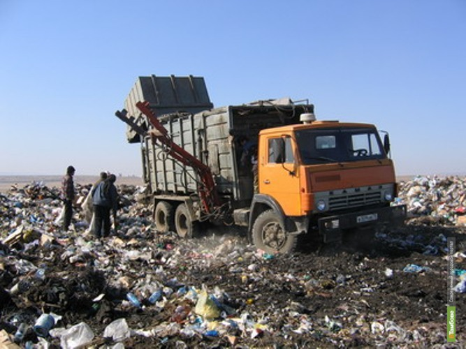 Тамбовчане мусорят сверх нормы