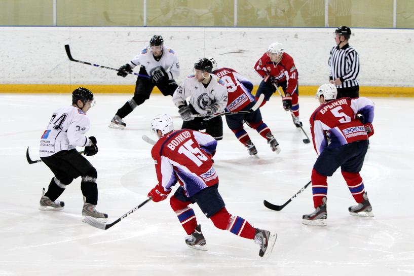В Тамбове пройдёт четырёхдневный хоккейный турнир