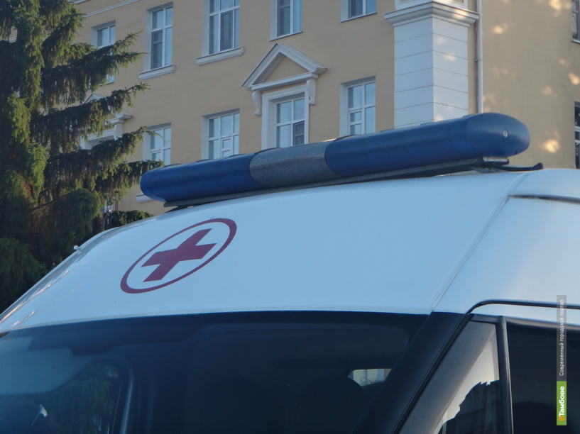 В Тамбове женщина попала под колёса «Волги»