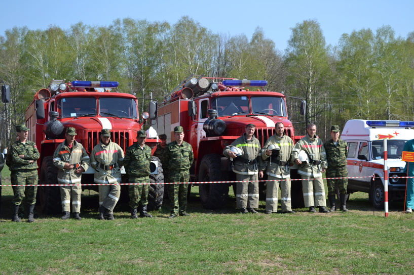 Тамбовская область готова к пожароопасному сезону