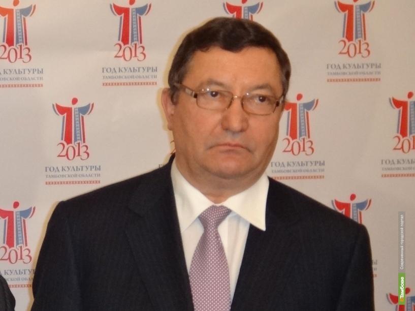 Тамбовский губернатор потерял 11 позиций в Медиарейтинге