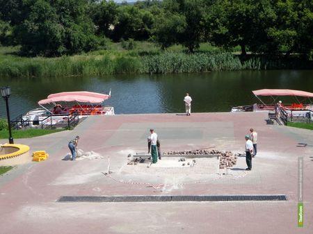 ВТамбове появится памятник влюбленным