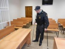 Тамбовские судебные приставы вооружились зеркалами