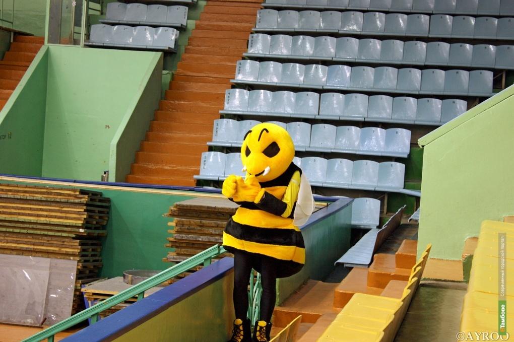 Тамбовским хоккеистам подкорректировали расписание